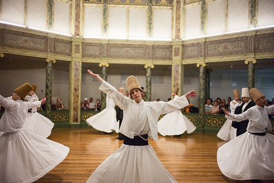blissful dervish