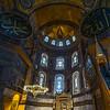 alter of the Hagia Sofia HDR