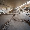 Akrotiri museum 17th C BCE