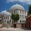 central domes of the Hagia Sofia