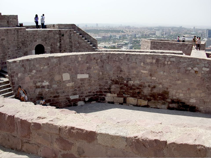 ankara kale ankara citadel