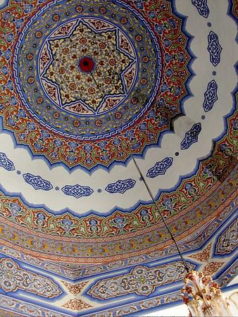 ankara museum ceiling