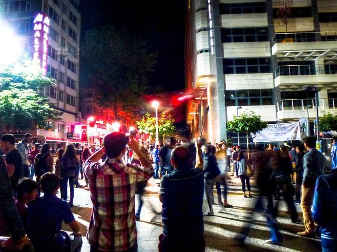 ankara protests gezi park anniversary