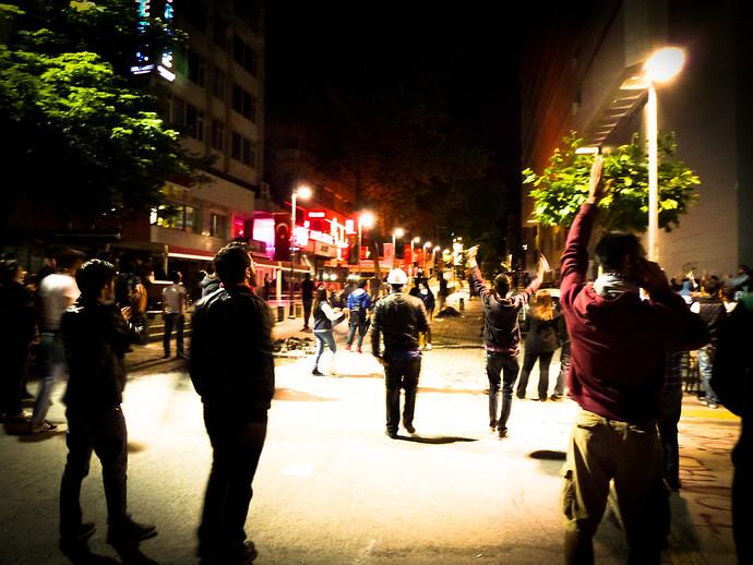 ankara turkey protests