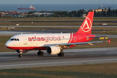 TC-ATD Airbus A319-112 c/n 1124 Istanbul - Ataturk/LTBA/IST 09-10-18