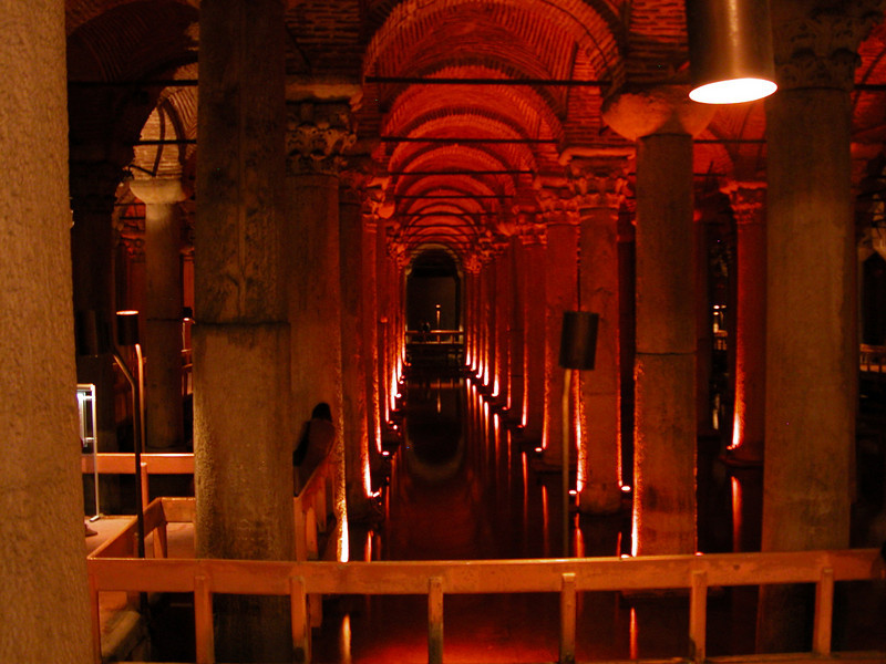 22 Must See Places in Istanbul - Basilica Cistern