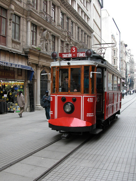 22 Must See Places in Istanbul - Trolly