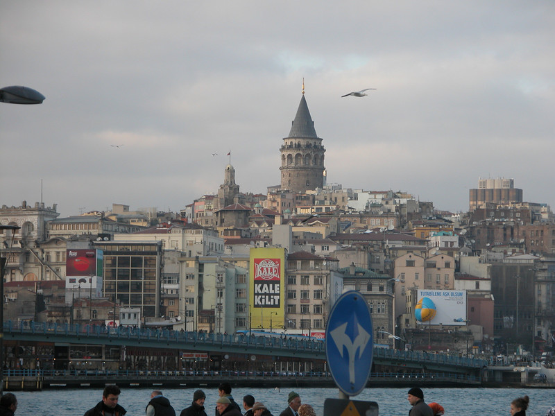22 Must See Places in Istanbul - Galata Tower