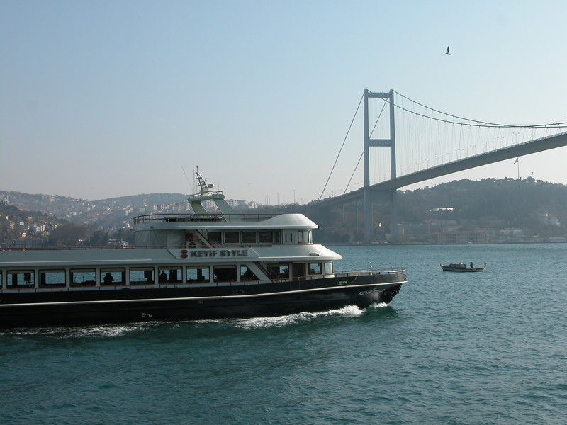 22 Must See Places in Istanbul - Bosphorus Bridge