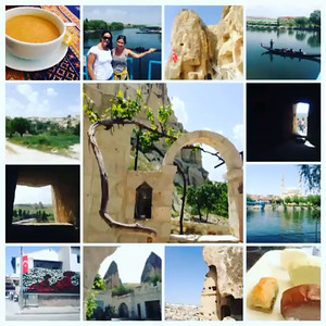 Highlights from a day in Avanos & Goreme - Cappadocia, Turkey