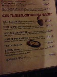 Testi Kebab - Goreme, Cappadocia, Turkey