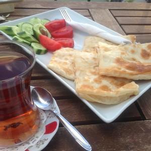 Gozleme @ Mydonose Cafe - Goreme