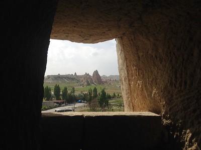 Cavusin Kilisesi - Cappadocia, Turkey