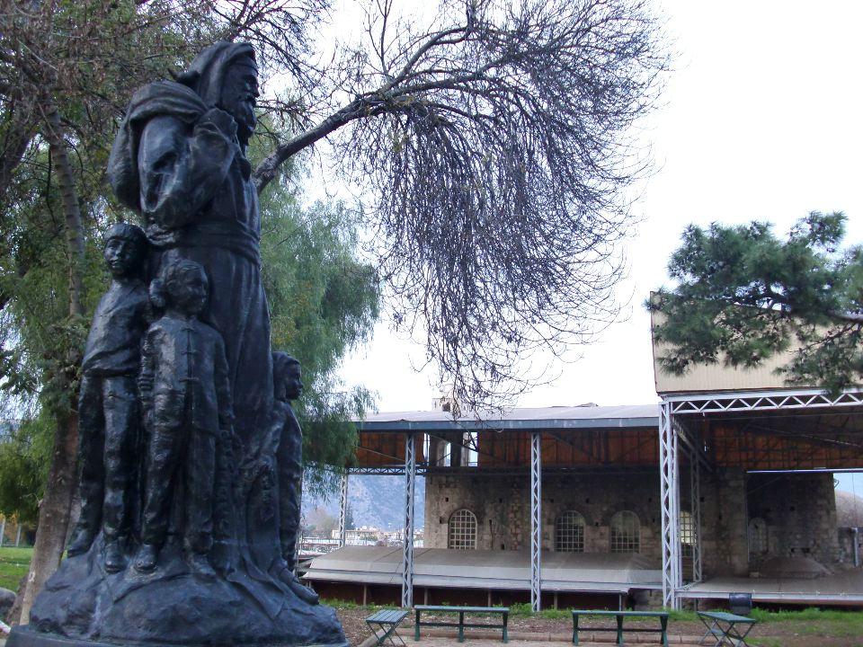 Attractive St Nicholas Museum Demre Turkey