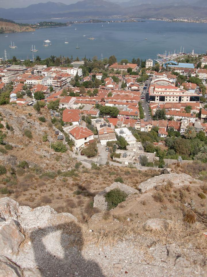 fethiye coastline