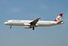 TC-FBT Airbus A321-131 c/n 0855 Brussels/EBBR/BRU 05-07-11