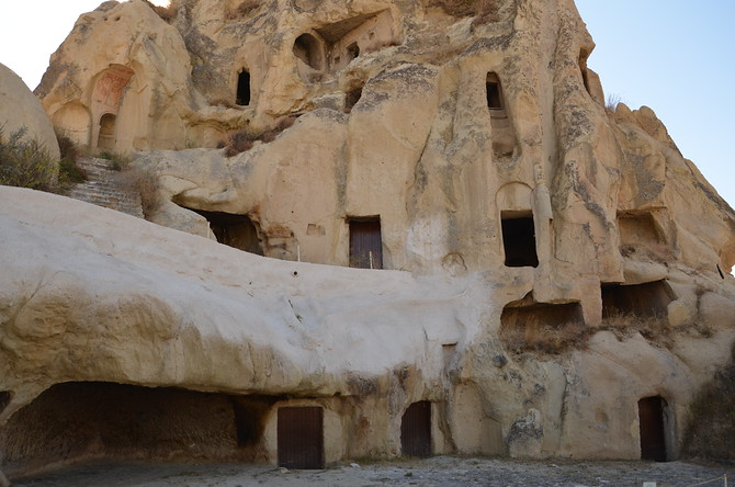 Nunnery and Monastery - Goreme Open Air Museum