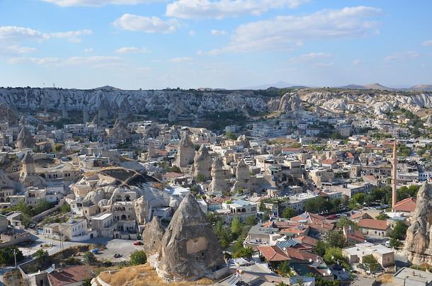 Goreme Town - Turkey