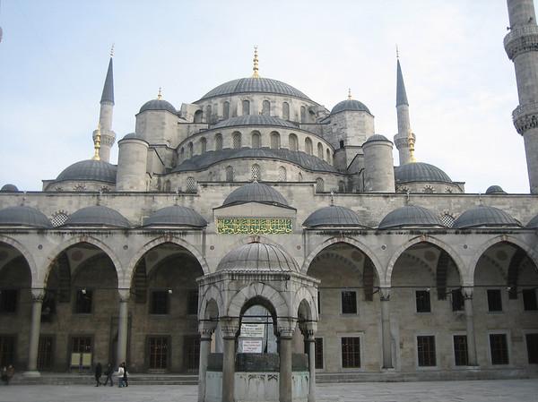 Sultan Ahmet Mosque (Blue Mosque)