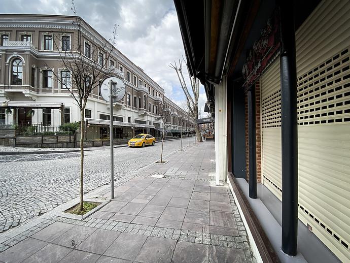 What Istanbul, Turkey Looks Like Under Coronavirus Quarantine