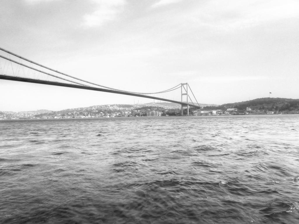 Bosphorus Bridge Boğaziçi Köprüsü