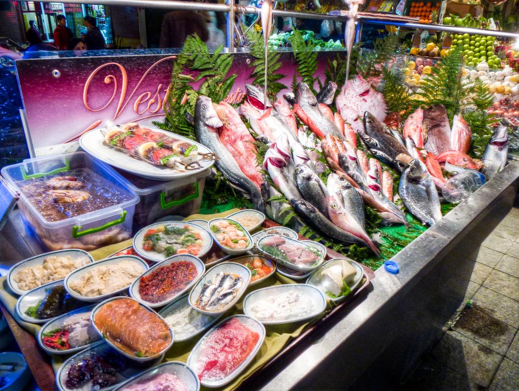 istiklal seafood