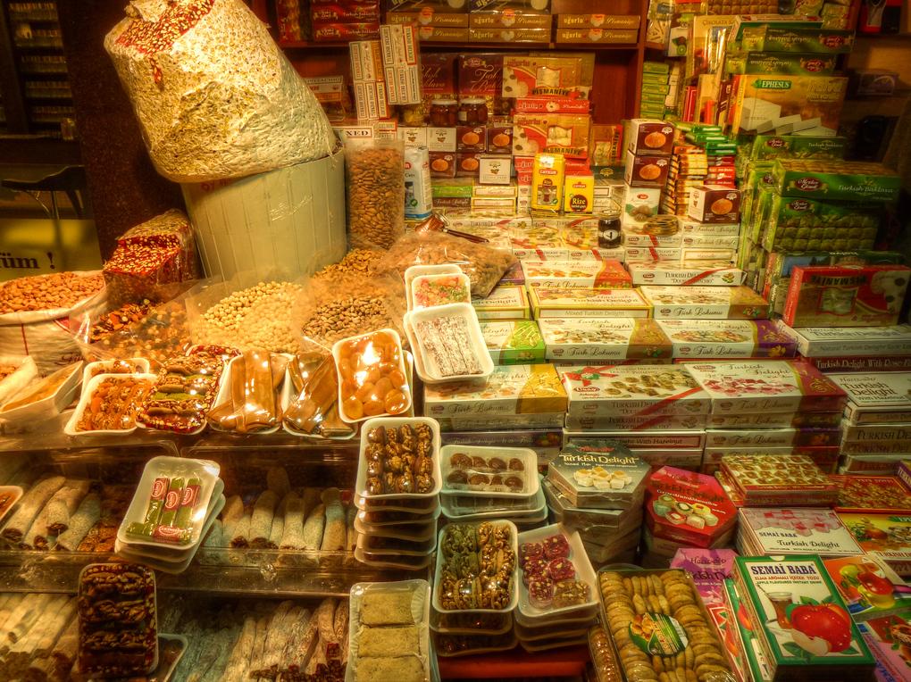 istiklal shops