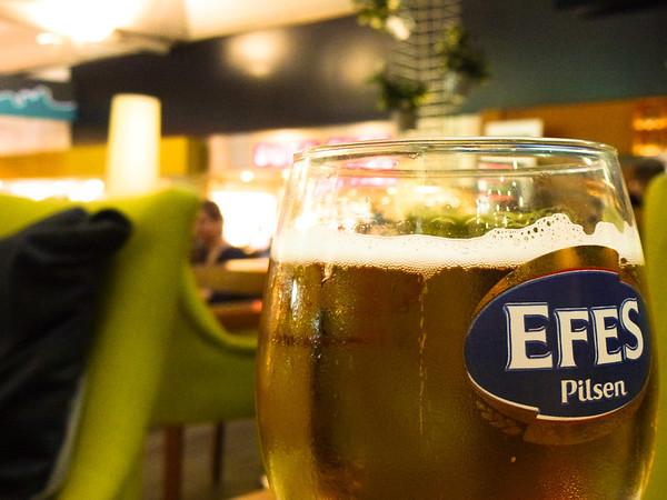 efes beer istanbul