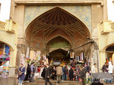 Tehran Bazaar - Iran