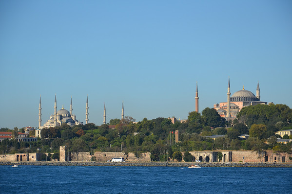 Blue Mosque and Aya Soyfa