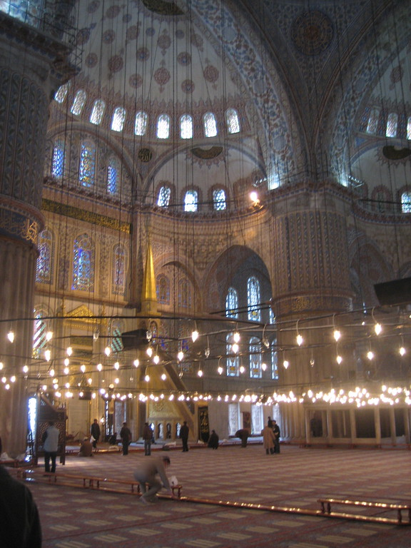 22 Must See Places in Istanbul - Blue Mosque