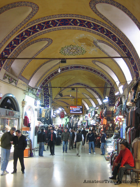 22 Must See Places in Istanbul - Grand Bazaar