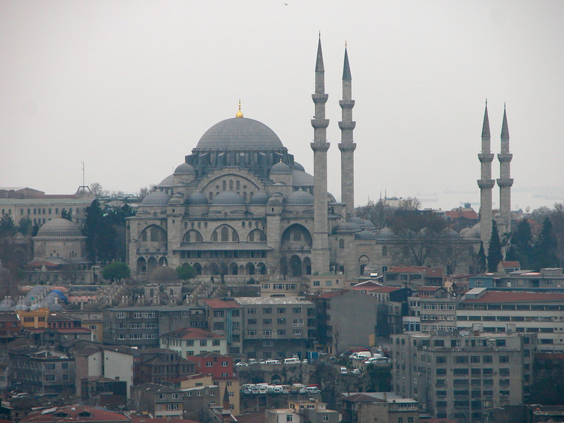 22 Must See Places in Istanbul - Süleymaniye Mosque