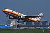 "TC-SGA Airbus A300B2K-3C ""Onur Air"" c/n 090 Amsterdam/EHAM/AMS 22-04-05 ""Basic TDA c/s"" (35mm slide)"