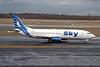 """TC-SKB Boeing 737-430 """"Sky Airlines"""" c/n 27004 Dusseldorf/EDDL/DUS 25-02-10"""