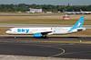 """TC-SKL Airbus A321-231 """"Sky Airlines"""" c/n 1670 Dusseldorf/EDDL/DUS 16-07-10"""