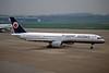 "TC-AJA Boeing 757-236 ""Istanbul Airlines"" c/n 24771 Dusseldorf/EDDL/DUS 15-04-95 ""35mm slide"""