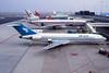 "TC-ALK Boeing 727-230 ""Air Afla"" c/n 20430 Amsterdam/EHAM/AMS 11-04-95 (35mm slide)"
