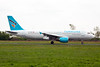 "TC-TCH Airbus A320-214 ""Turkuaz Airlines"" c/n 2048 Maastricht-Aachen/EHBK/MST 05-05-10"