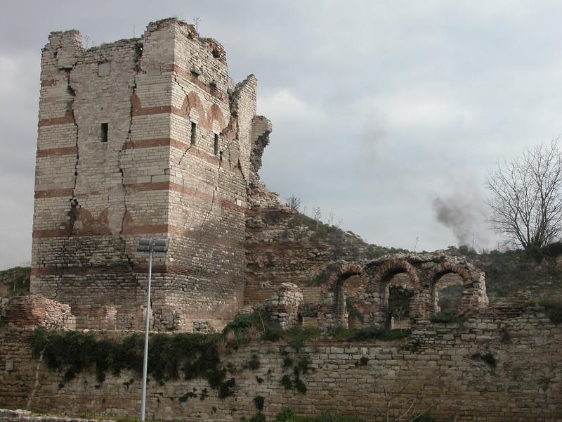 Theodesian Walls
