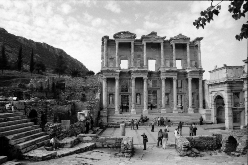 Library of Celsus - Ephesus, Turkey