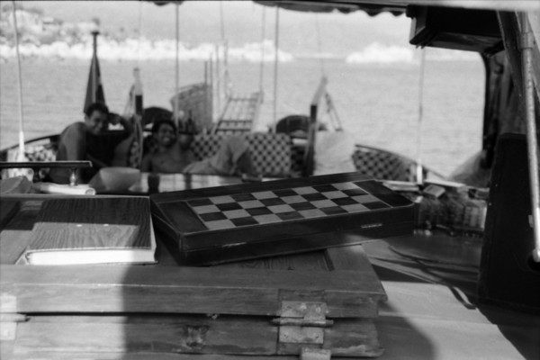 Backgammon Lessons - Turkish Meditteranean