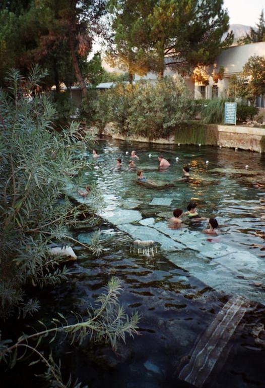 Roman Baths - Pamukkale (Hierapolis), Turkey