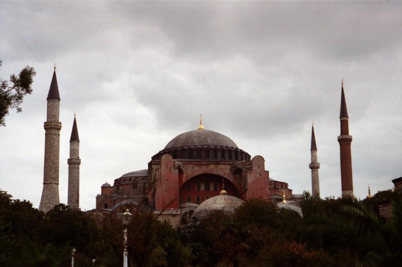 Aya Sophia Mosque - Istanbul, Turkey