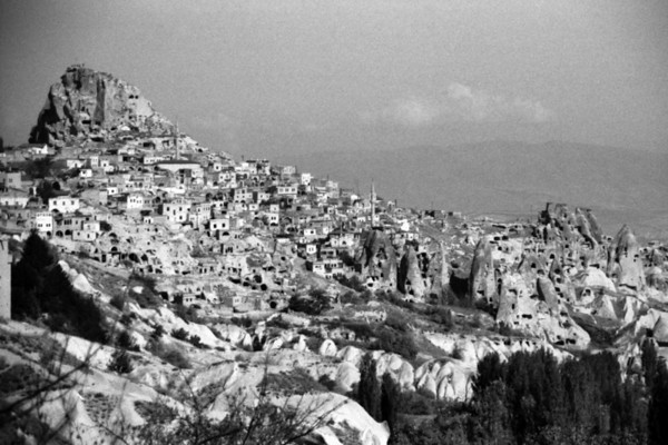 Cappadocia Landscape - Cappadocia, Turkey