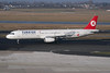 TC-JRI Airbus A321-231 c/n 3405 Dusseldorf/EDDL/DUS 30-01-09