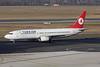 TC-JFK Boeing 737-8F2 c/n 29773 Dusseldorf/EDDL/DUS 30-01-09