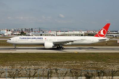 TC-JJT Boeing 777-3F2ER c/n 44118 Istanbul - Ataturk/LTBA/IST 09-10-18