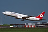 "TC-JGA Boeing 737-8F2 c/n 29785 Amsterdam/EHAM/AMS 22-04-05 ""Gözümüz Yükseklerde..."" (35mm slide)"