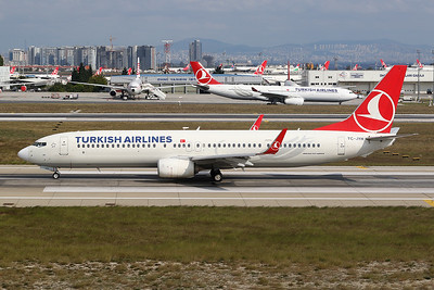 TC-JYH Boeing 737-9F2 c/n 40984 Istanbul - Ataturk/LTBA/IST 09-10-18